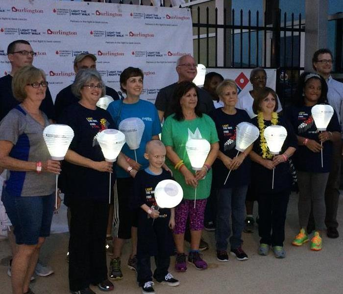 2015 Light the Night walk
