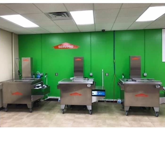 SERVPRO of Brandon Has Purchased New Contents Restoration Equipment
