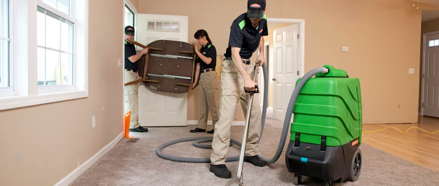 Brandon, MS residential restoration cleaning